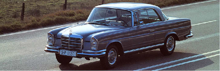 Mercedes-Benz 111 Series Coupe